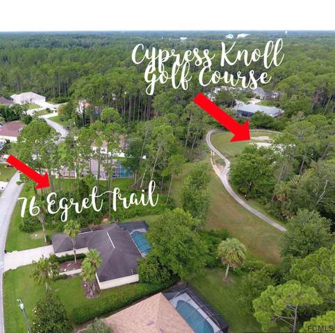 76 Egret Trail, Palm Coast, FL 32164 (MLS #259402) :: Memory Hopkins Real Estate