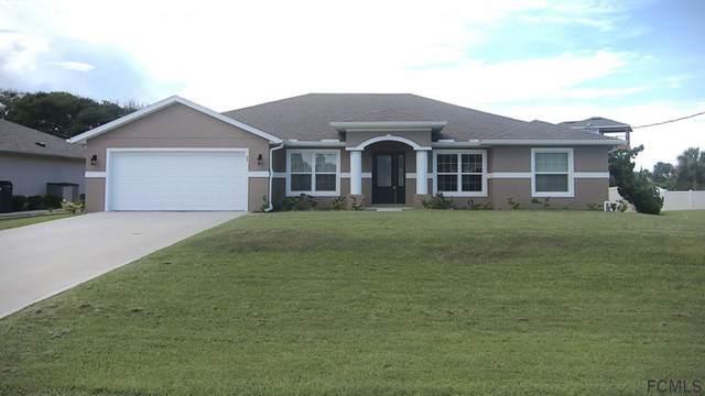 49 Armand Beach Dr, Palm Coast, FL 32137 (MLS #259605) :: Memory Hopkins Real Estate