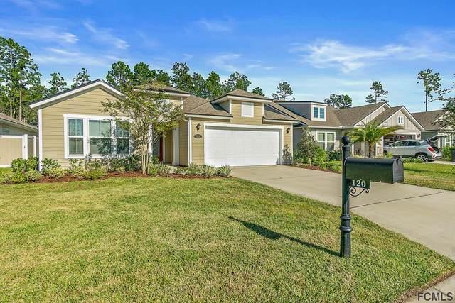 120 Crepe Myrtle Ct, Palm Coast, FL 32164 (MLS #259691) :: Keller Williams Realty Atlantic Partners St. Augustine