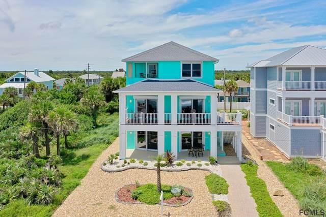 1340 S Ocean Shore Blvd, Flagler Beach, FL 32136 (MLS #259779) :: The DJ & Lindsey Team