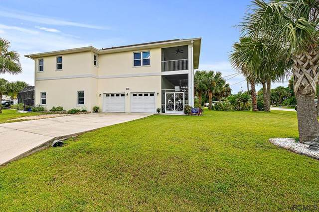 201 Palm Circle, Flagler Beach, FL 32136 (MLS #259897) :: The DJ & Lindsey Team