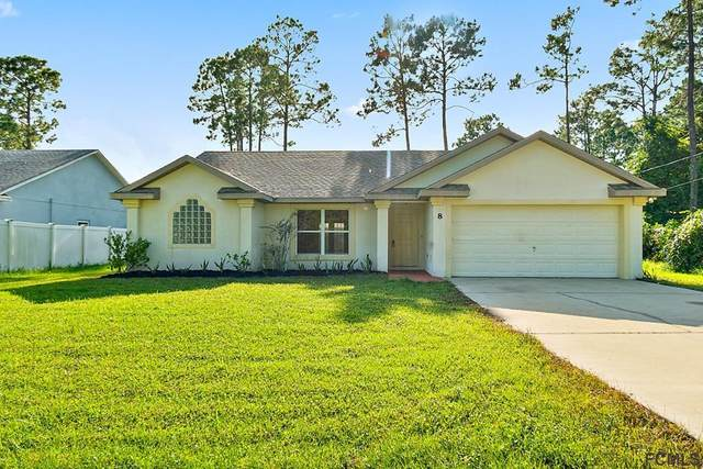 8 Zircon Ct, Palm Coast, FL 32164 (MLS #259975) :: RE/MAX Select Professionals