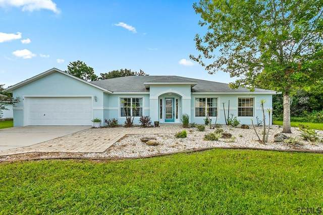 8 White Hurst Ln, Palm Coast, FL 32164 (MLS #259992) :: Memory Hopkins Real Estate