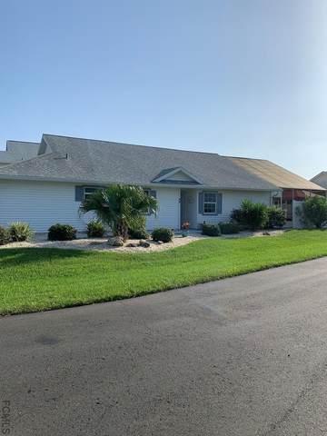 44 Nantucket Dr, Palm Coast, FL 32137 (MLS #260013) :: The DJ & Lindsey Team