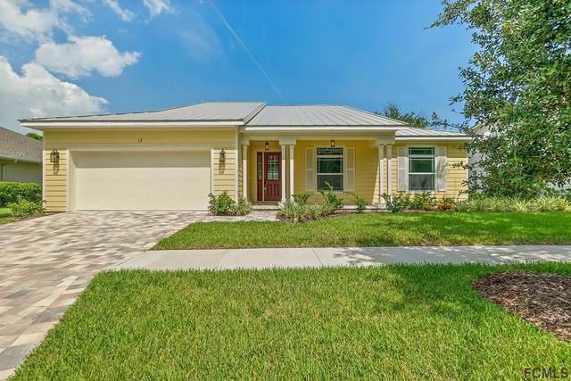17 Augusta Trail, Palm Coast, FL 32137 (MLS #260027) :: Keller Williams Realty Atlantic Partners St. Augustine
