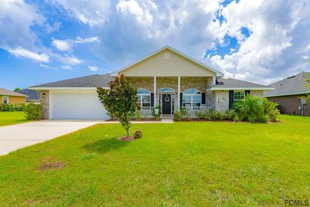 72 Eagle Lake Dr, Flagler Beach, FL 32136 (MLS #260034) :: Memory Hopkins Real Estate