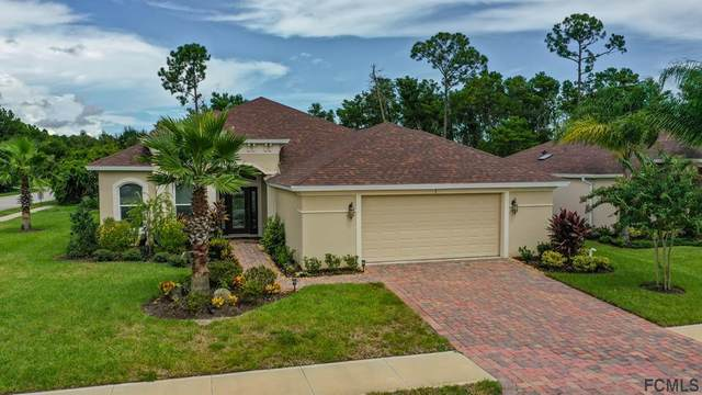 3 Arena Lake Dr, Palm Coast, FL 32137 (MLS #260084) :: Keller Williams Realty Atlantic Partners St. Augustine