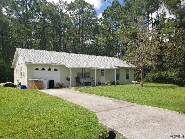 16 Ryecroft Lane, Palm Coast, FL 32164 (MLS #260090) :: Keller Williams Realty Atlantic Partners St. Augustine