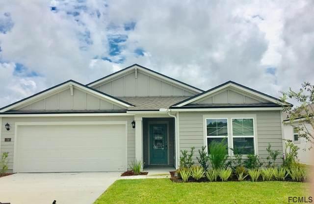 76 Hummingbird Ct, Palm Coast, FL 32164 (MLS #260123) :: Keller Williams Realty Atlantic Partners St. Augustine