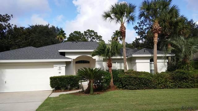 12 Montauk Lane, Palm Coast, FL 32164 (MLS #260155) :: Memory Hopkins Real Estate