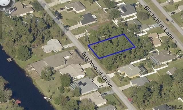 106 Birchwood Dr, Palm Coast, FL 32137 (MLS #260160) :: The DJ & Lindsey Team