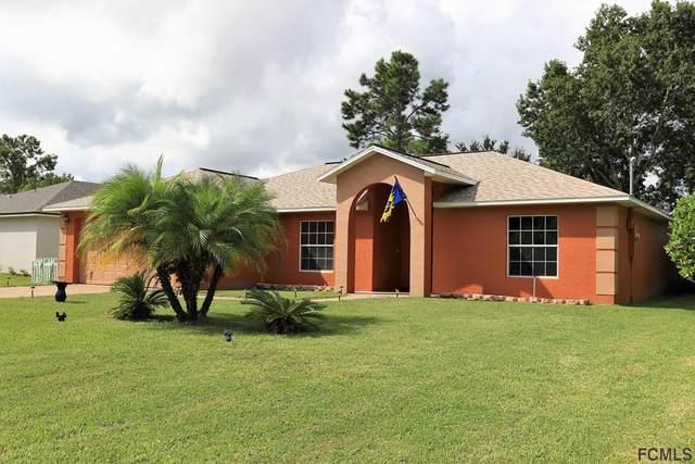 68 Presidential Lane, Palm Coast, FL 32164 (MLS #260170) :: RE/MAX Select Professionals