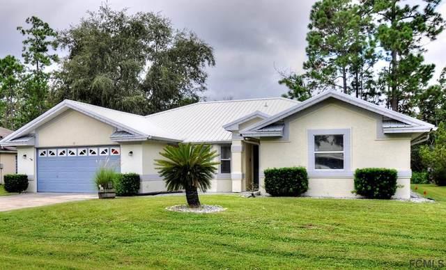 13 Bruning Lane, Palm Coast, FL 32137 (MLS #260181) :: The DJ & Lindsey Team