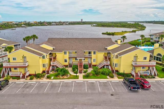 606 Ocean Marina Drive #606, Flagler Beach, FL 32136 (MLS #260214) :: Noah Bailey Group