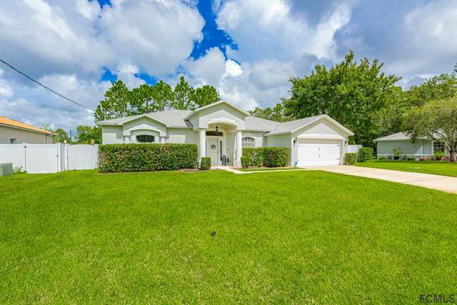 7 Kale Court, Palm Coast, FL 32164 (MLS #260217) :: RE/MAX Select Professionals