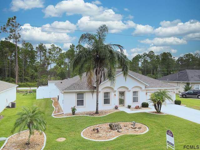 177 Ryberry Drive, Palm Coast, FL 32164 (MLS #260241) :: Keller Williams Realty Atlantic Partners St. Augustine