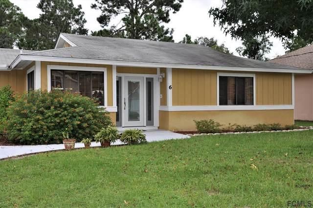6 Wainwright Place, Palm Coast, FL 32164 (MLS #260246) :: Memory Hopkins Real Estate