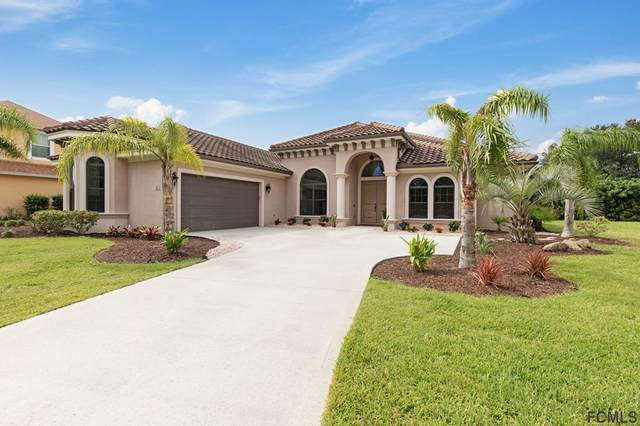 202 Heron Dr, Palm Coast, FL 32137 (MLS #260261) :: Keller Williams Realty Atlantic Partners St. Augustine