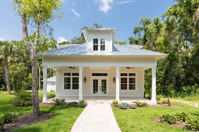 4 N Hammock Preserve Ln, Palm Coast, FL 32137 (MLS #260263) :: RE/MAX Select Professionals