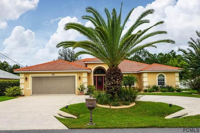 56 Lee Drive, Palm Coast, FL 32137 (MLS #260284) :: Keller Williams Realty Atlantic Partners St. Augustine