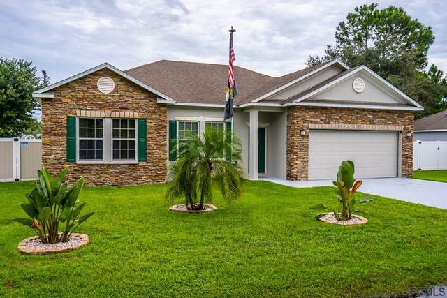 7 Sea Flower Path, Palm Coast, FL 32164 (MLS #260290) :: Keller Williams Realty Atlantic Partners St. Augustine