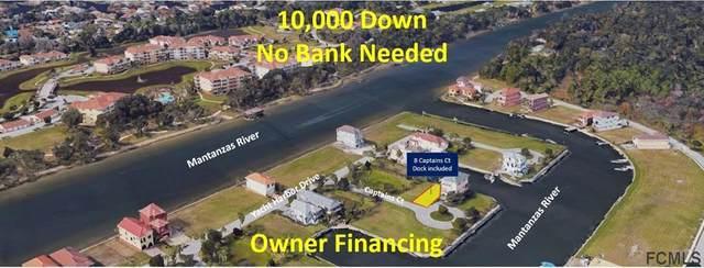 8 Captains Ct, Palm Coast, FL 32137 (MLS #260333) :: Noah Bailey Group