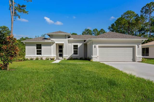 24 Persimmon Drive, Palm Coast, FL 32164 (MLS #260366) :: RE/MAX Select Professionals
