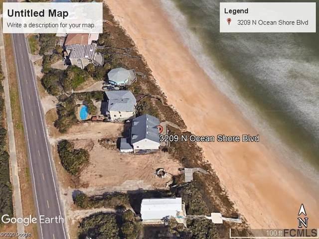 3209 N Ocean Shore Blvd, Flagler Beach, FL 32136 (MLS #260397) :: Noah Bailey Group