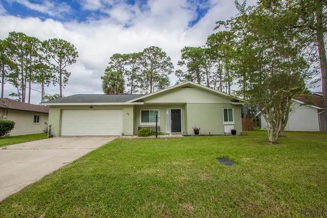 55 Berkshire Ln, Palm Coast, FL 32137 (MLS #260399) :: Noah Bailey Group
