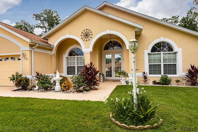 31 Edgewater Dr, Palm Coast, FL 32164 (MLS #260401) :: RE/MAX Select Professionals