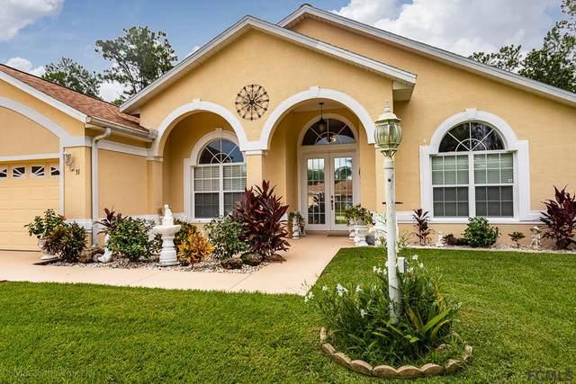 31 Edgewater Dr, Palm Coast, FL 32164 (MLS #260401) :: Noah Bailey Group