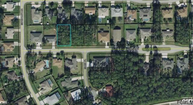32 Essex Lane, Palm Coast, FL 32164 (MLS #260426) :: RE/MAX Select Professionals