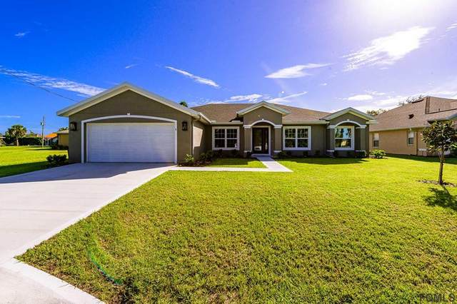8 S Creek Court, Palm Coast, FL 32137 (MLS #260492) :: RE/MAX Select Professionals