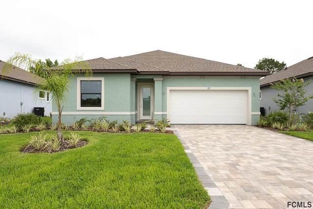 81 Green Circle, Palm Coast, FL 32164 (MLS #260515) :: RE/MAX Select Professionals