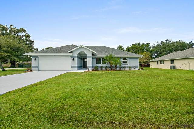 1 Black Oak Court, Palm Coast, FL 32137 (MLS #260528) :: Keller Williams Realty Atlantic Partners St. Augustine