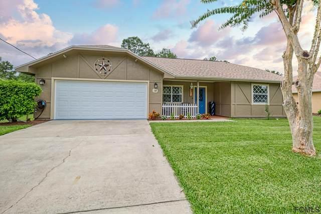 14 Wood Cedar Drive, Palm Coast, FL 32164 (MLS #260534) :: RE/MAX Select Professionals