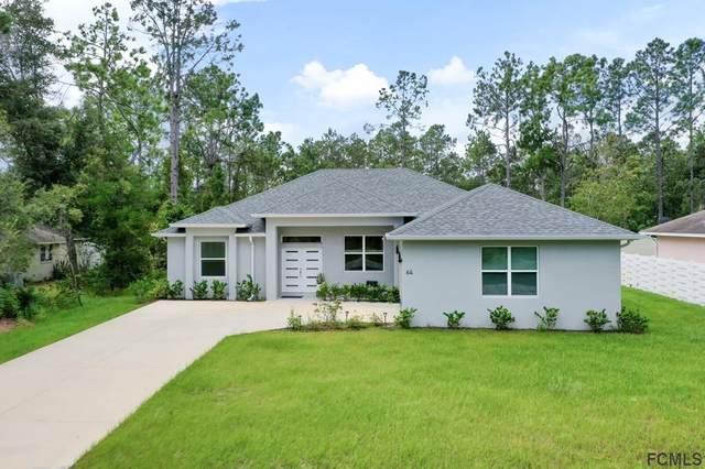 64 Westmoreland Drive, Palm Coast, FL 32164 (MLS #260535) :: RE/MAX Select Professionals