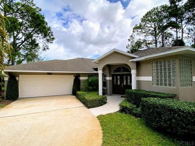 18 Wasserman Drive, Palm Coast, FL 32164 (MLS #260542) :: RE/MAX Select Professionals