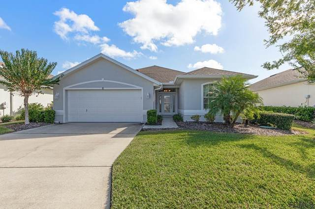 8 Royale Lane, Palm Coast, FL 32164 (MLS #260557) :: RE/MAX Select Professionals