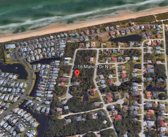 16 N Mahoe Dr N, Palm Coast, FL 32137 (MLS #260565) :: Memory Hopkins Real Estate
