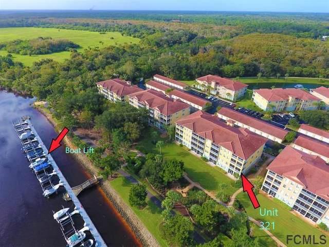 300 Canopy Walk Lane #321, Palm Coast, FL 32137 (MLS #260579) :: RE/MAX Select Professionals
