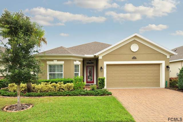 124 Park Place Circle, Palm Coast, FL 32164 (MLS #260597) :: Keller Williams Realty Atlantic Partners St. Augustine