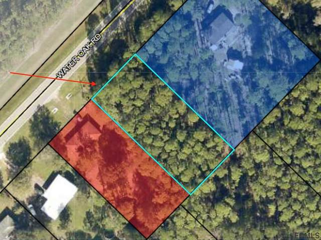 1425 Water Oak Rd, Bunnell, FL 32110 (MLS #260605) :: RE/MAX Select Professionals