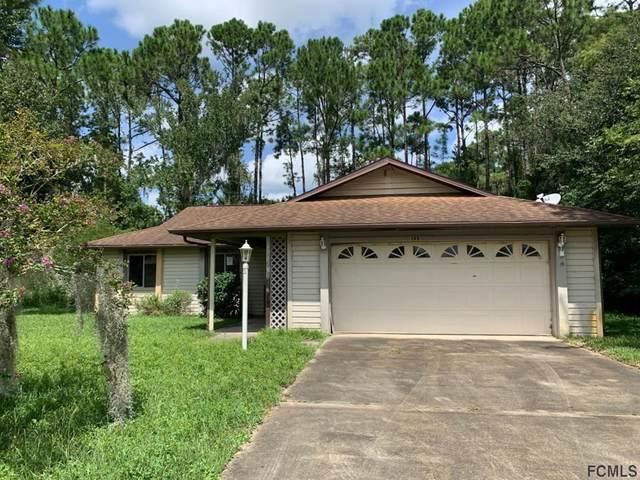 149 Palmwood Drive, Palm Coast, FL 32164 (MLS #260636) :: RE/MAX Select Professionals