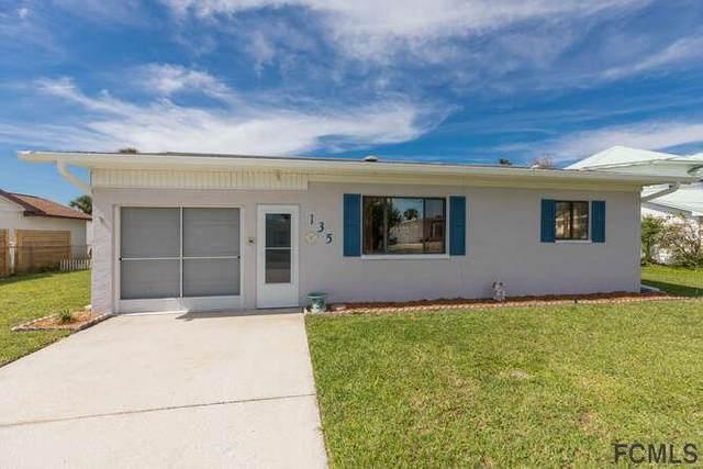 135 Palmetto Ave, Flagler Beach, FL 32136 (MLS #260675) :: Memory Hopkins Real Estate