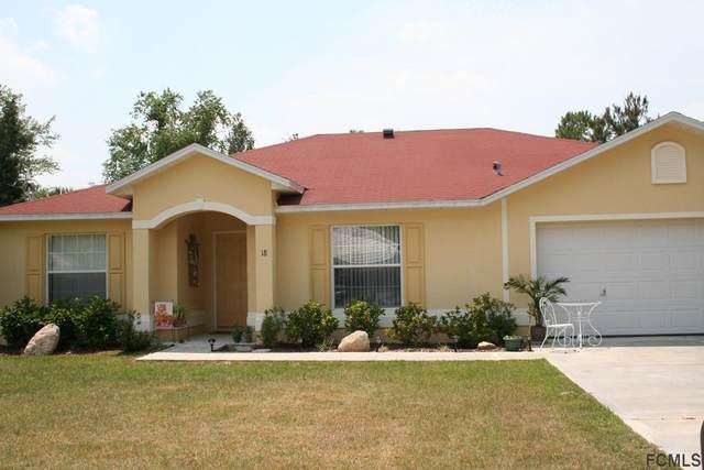 18 Princess Luise Ln, Palm Coast, FL 32164 (MLS #260691) :: The DJ & Lindsey Team