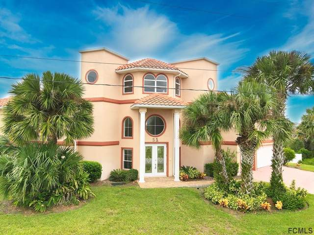 51 Armand Beach Dr, Palm Coast, FL 32137 (MLS #261815) :: Memory Hopkins Real Estate