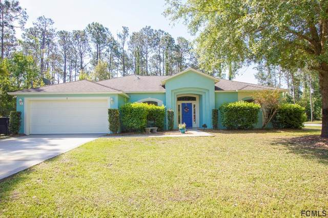 11 Eastwood Drive, Palm Coast, FL 32164 (MLS #261830) :: Noah Bailey Group