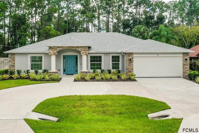 3 Eastwood Drive, Palm Coast, FL 32164 (MLS #261873) :: Noah Bailey Group