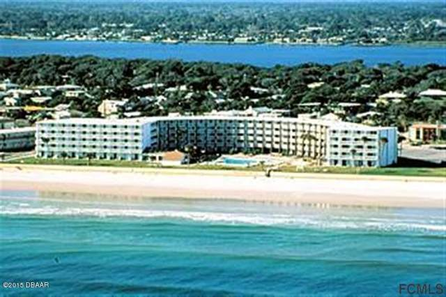 2301 S Atlantic Ave S #336, Daytona Beach Shores, FL 32118 (MLS #261876) :: RE/MAX Select Professionals